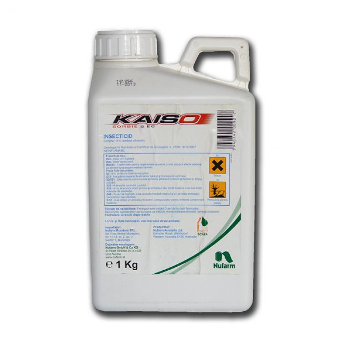 Insecticid Kaiso Sorbie 5 WDG