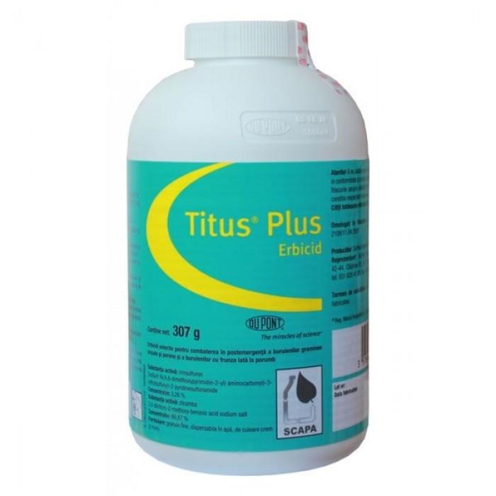 Erbicid Titus Plus + Adjuvant Trend 90
