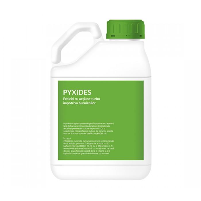 Erbicid Pyxides