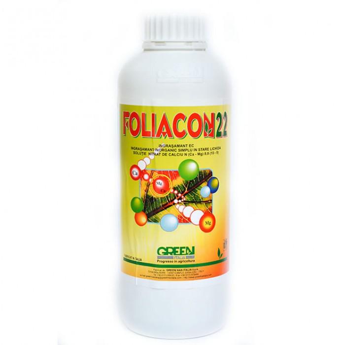 Ingrasamant FOLIACON 22