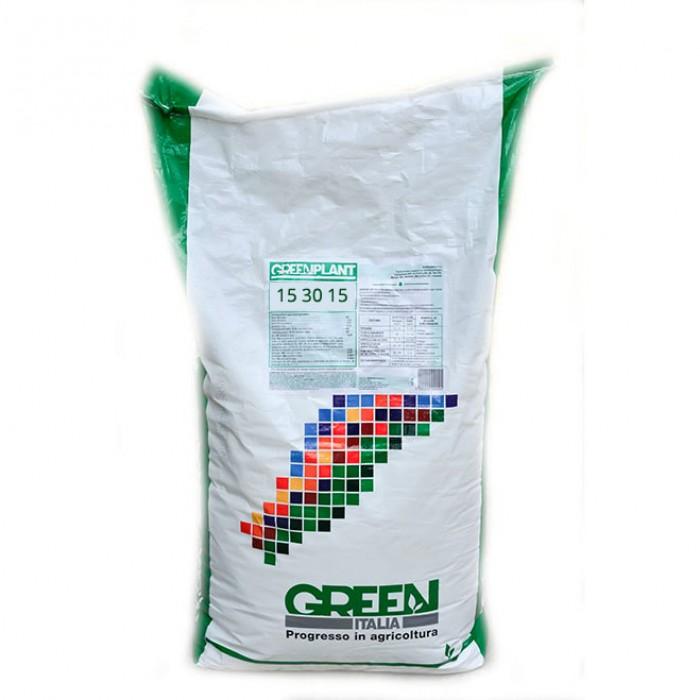 Ingrasamant Greenplant 15-30-15 +2MgO + Micro