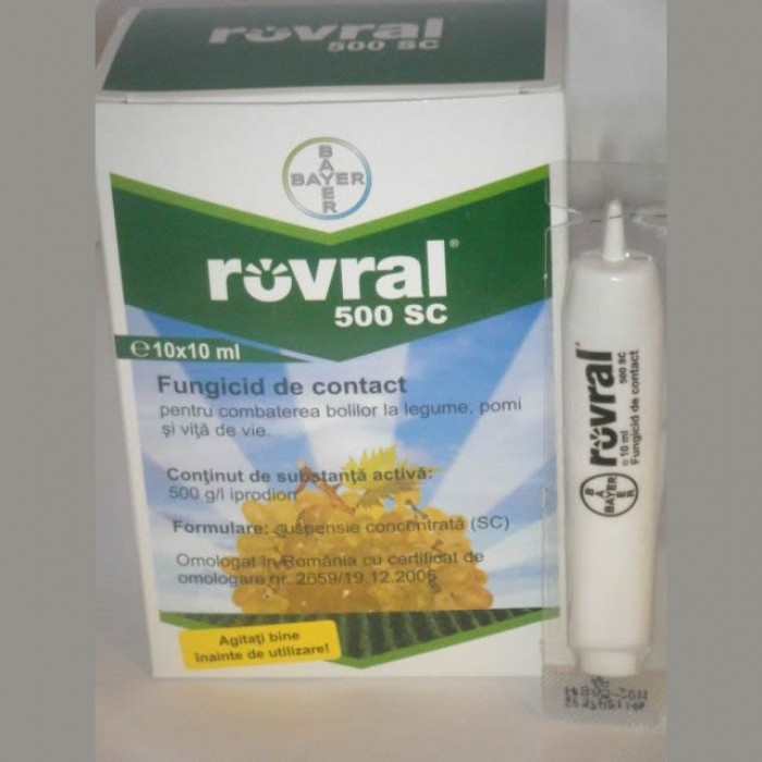 Fungicid Rovral 500 SC