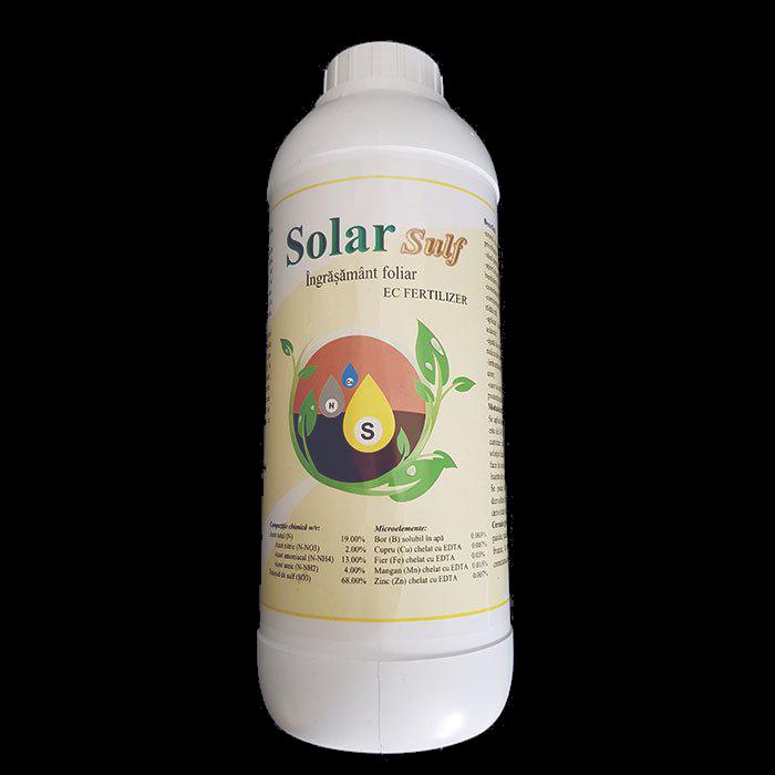 Îngrășământ Solar Sulf