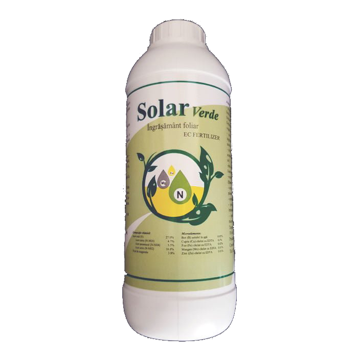 Îngășământ Solar Verde