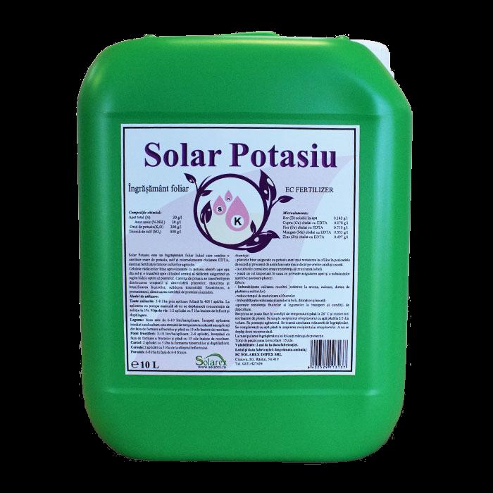 Îngrășământ Solar Potasiu