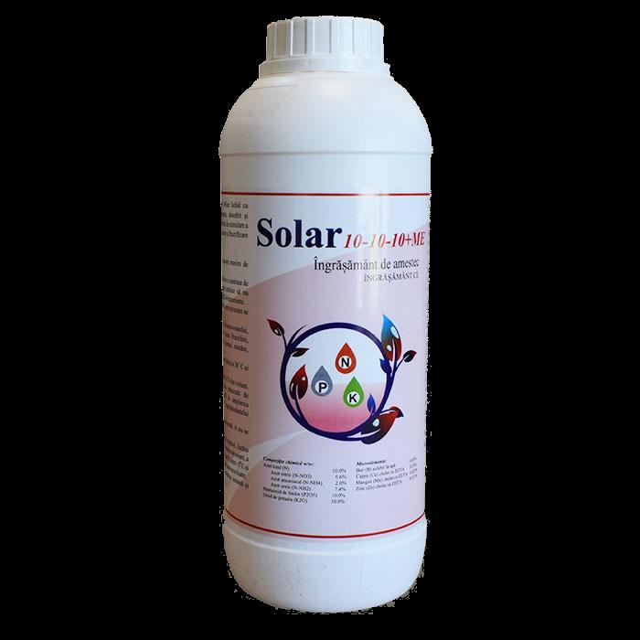 Îngrășământ Solar 10-10-10