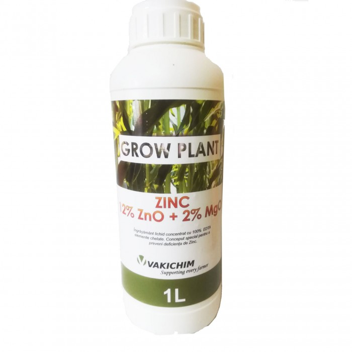 Grow Plant Zinc