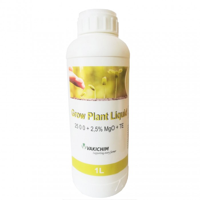 Grow Plant Liquid 25-0-0