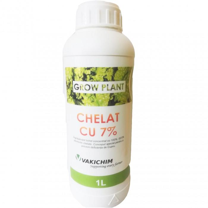 Grow Plant chelat Cu 7%