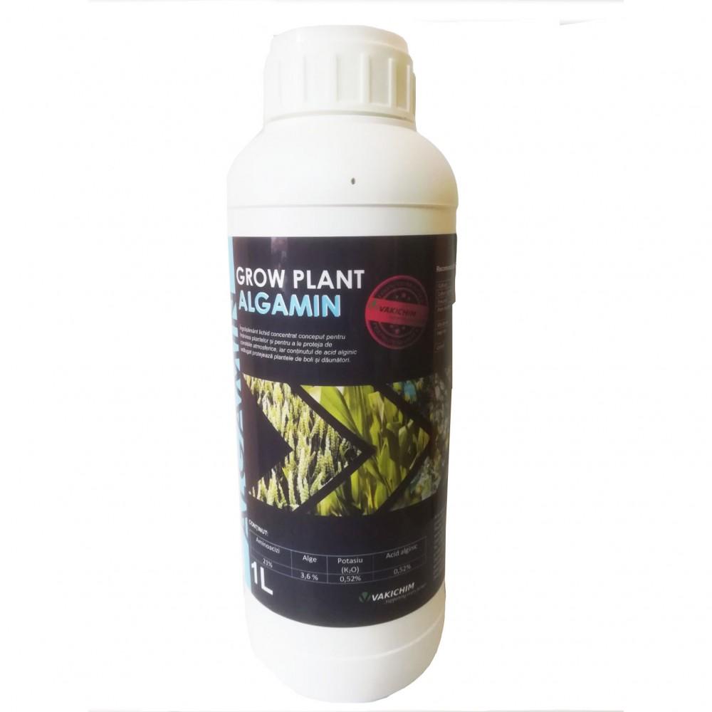 Grow Plant Algamin